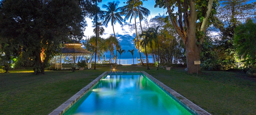 nelson-gay-barbados-estate-pool-night