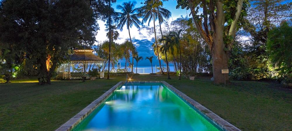 nelson-gay-barbados-estate-pool-night